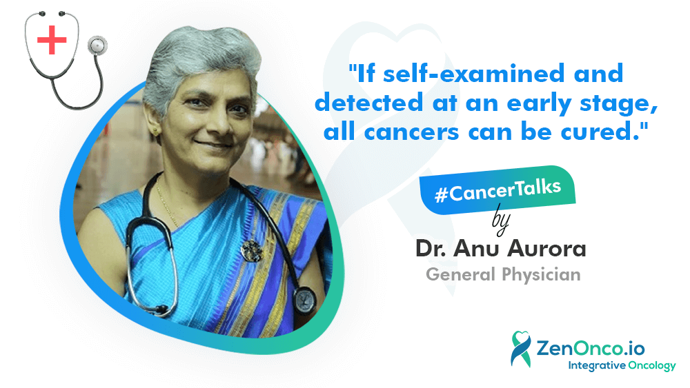 Interview with Dr Anu Aurora (General Practitioner): Breast Cancer Awareness