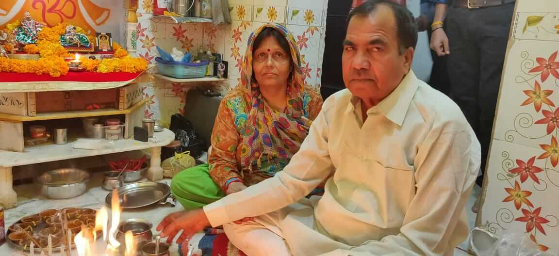 Dhananjay Kumar Karkhur (Breast Cancer): My mother was a fighter