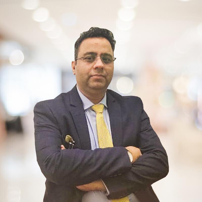 Interview with Dr Harshvardhan (Medical Oncologist)