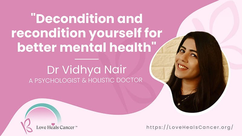 Healing Circle Talks with Vidhya Nair: