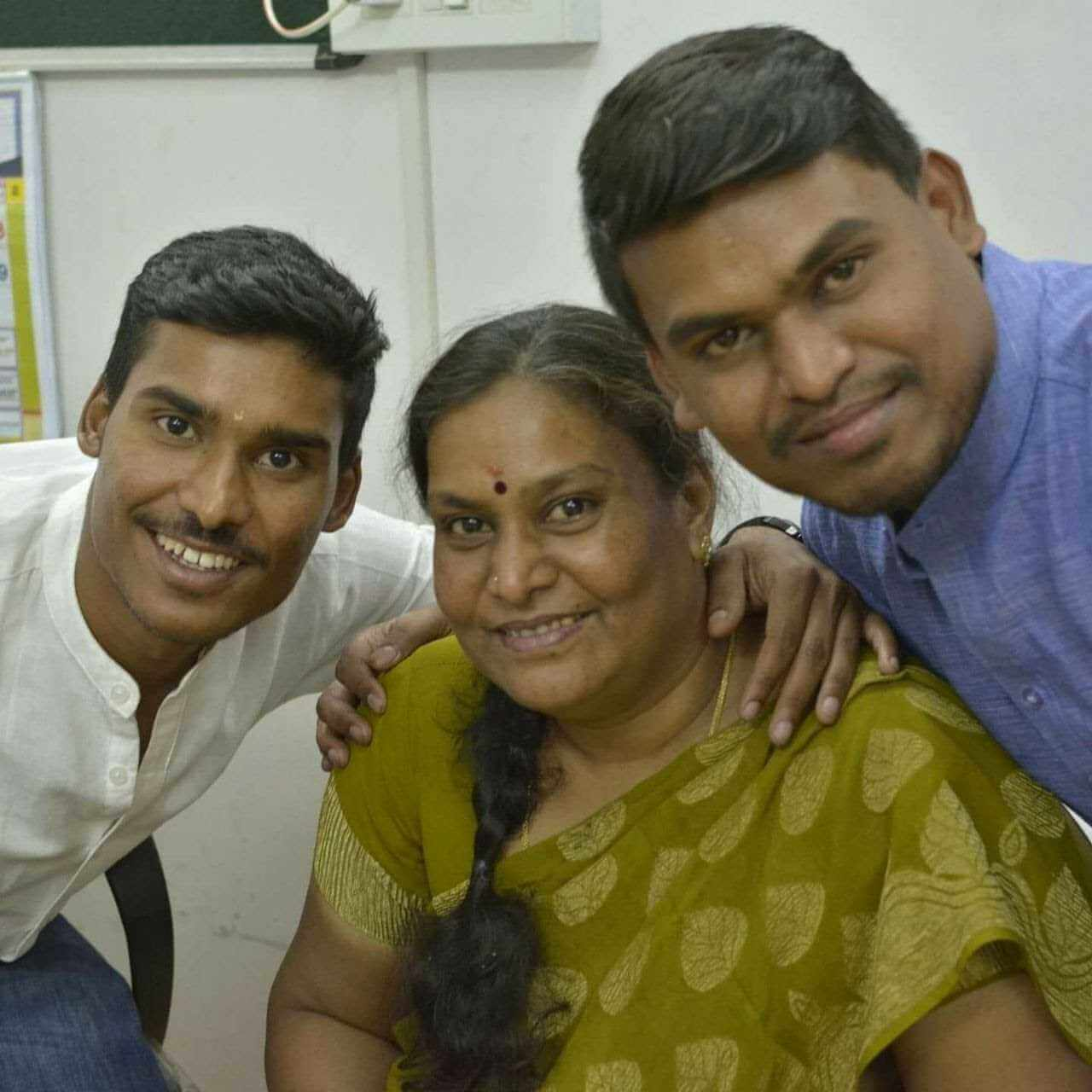 Nitin (Stage 3 Breast Cancer Caregiver): Be the emotional anchor