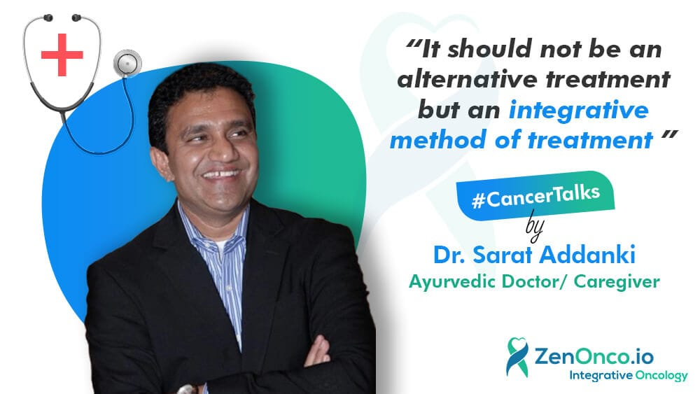 Healing Circle Talks with Dr Sarat Addanki: Founder of Ayurway