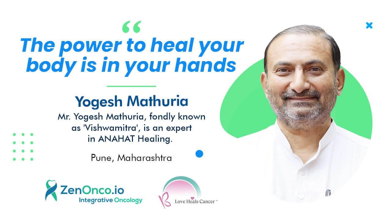 Healing Circle Talks with Yogesh Mathuria, Anahat Meditation