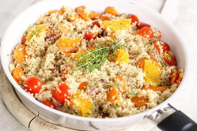 Take Quinoa, Keep Cancer Away